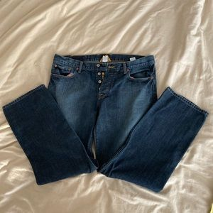 Lucky Brand 221 slim fit jeans